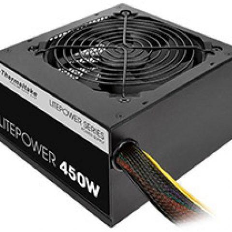 Thermaltake Litepower Gen2 450W Power Supply 电源