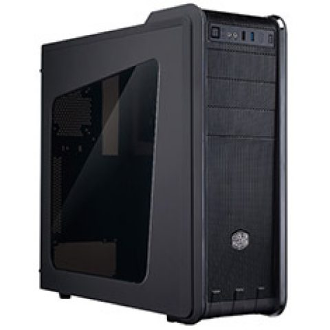 Cooler Master CM 590 III ATX Case Black 机箱