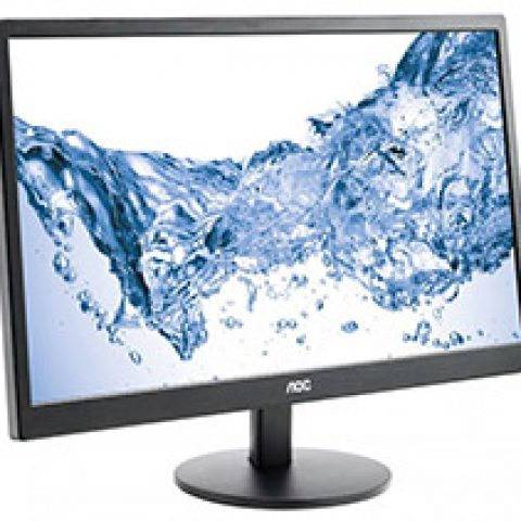 AOC E2470SWH FHD 24in Monitor 显示器