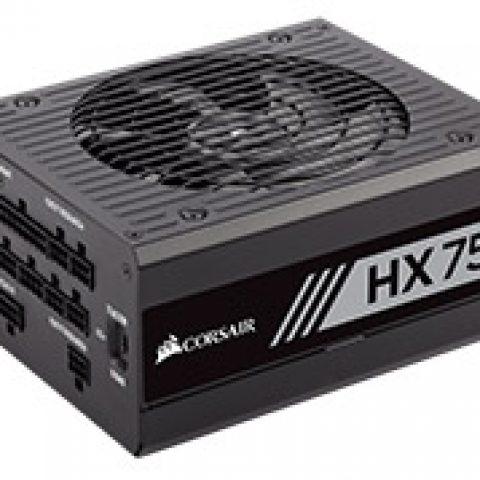 海盗船 HX750 Platinum 750W Power Supply 电源