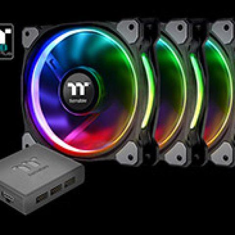 Thermaltake Riing Plus 14 RGB Premium Edition Fan 3pk 风扇套装