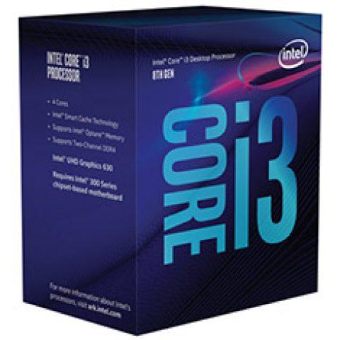 Intel 核心 i3 8100 处理器 CPU