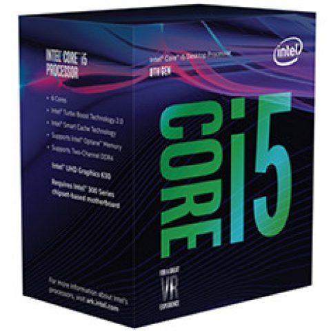 Intel 核心 i5 8400 处理器 CPU