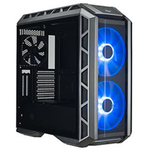 Cooler Master MasterCase H500P Case Black 机箱