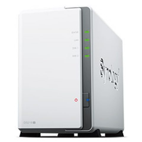 Synology DiskStation DS218J 2 Bay NAS 个人云 私有云