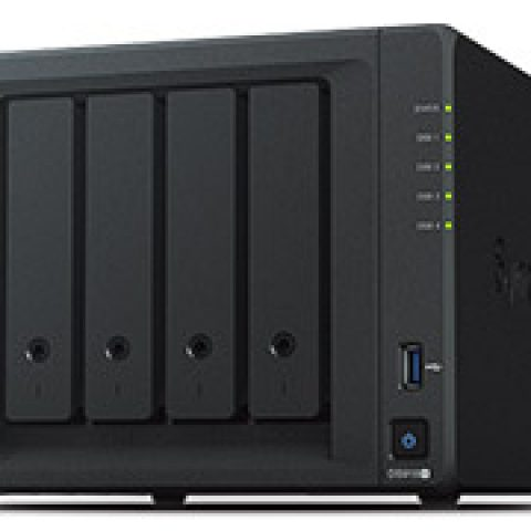 Synology DiskStation DS918+ 4 Bay NAS 个人云 私有云