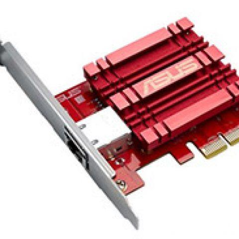 华硕 XG-C100C 10GBase-T PCI-E  网卡