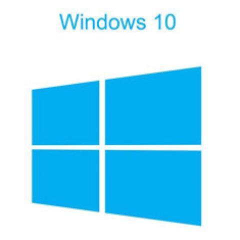 Microsoft Windows 10 Home 32bit/64bit USB Drive