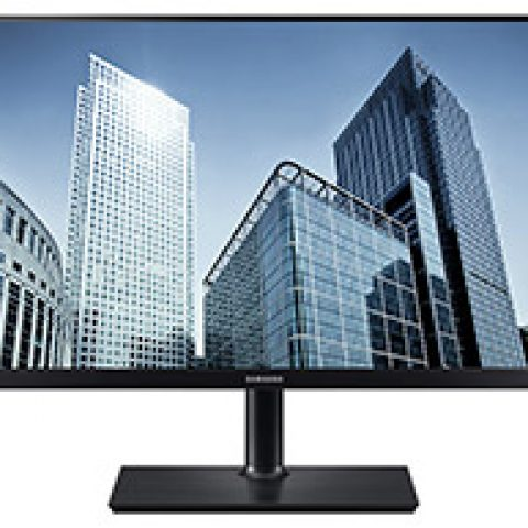 三星 H850 QHD FreeSync 防撕裂 27in PLS Professional 显示器