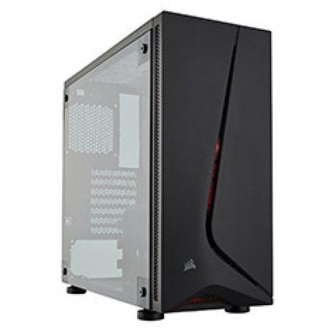 海盗船 Carbide Series SPEC-05 Gaming Case Black 机箱