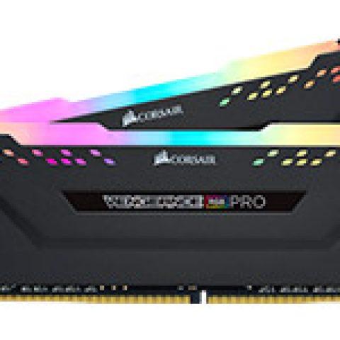 海盗船 复仇者 RGB Pro CMW16GX4M2C3000C15 16GB (2x8GB) DDR4 内存