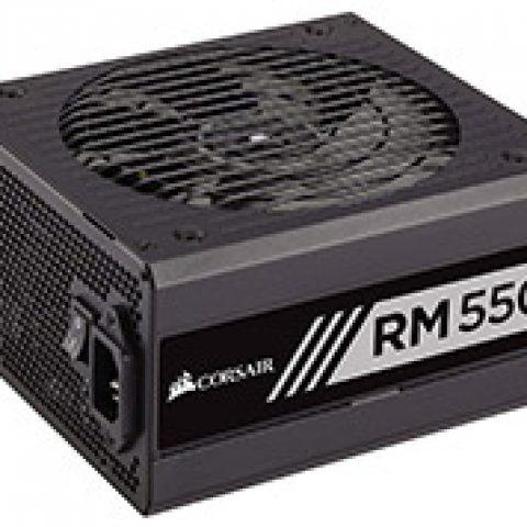 海盗船 RM550x Gold 550W Power Supply 电源