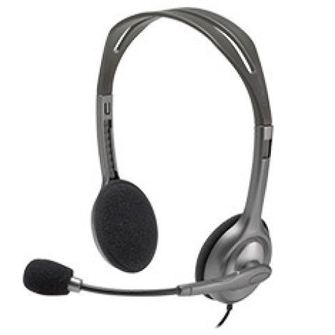 Logitech H110 Stereo Headset 游戏耳机