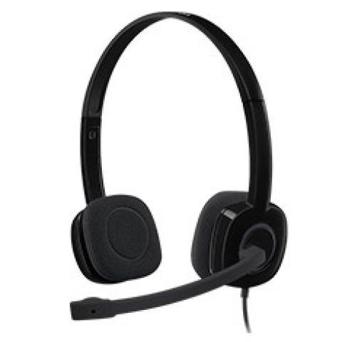 Logitech H151 Stereo Headset 游戏耳机