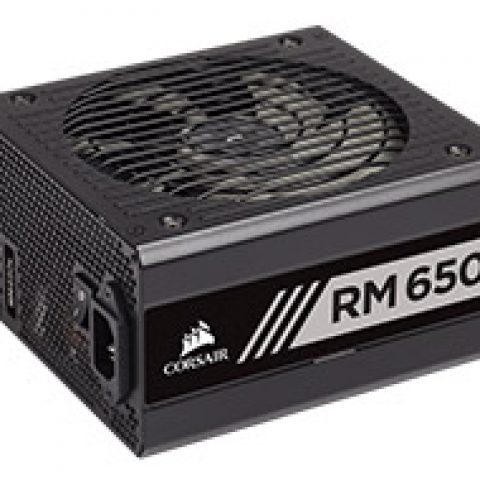 海盗船 RM650x Gold 650W Power Supply 电源