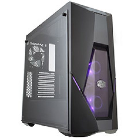 Cooler Master MasterBox K500 RGB Mid Tower Case 机箱