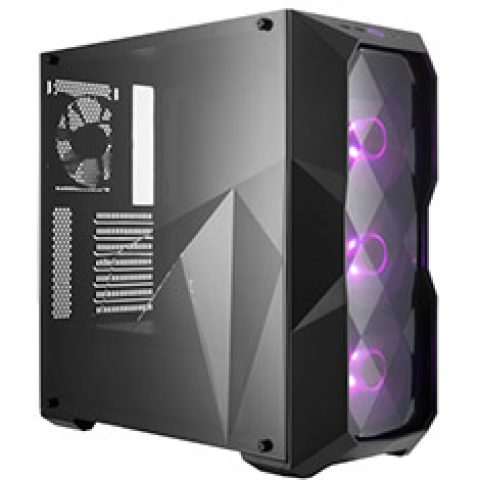 Cooler Master MasterBox TD500 RGB Mid Tower Case 机箱