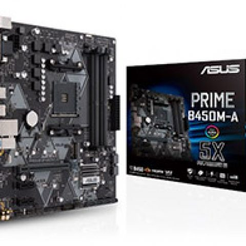 华硕 Prime B450M-A 主板