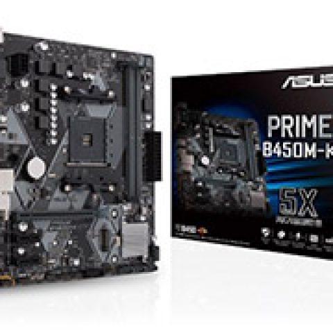 华硕 Prime B450M-K 主板