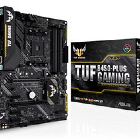 华硕 TUF B450 Plus Gaming 主板