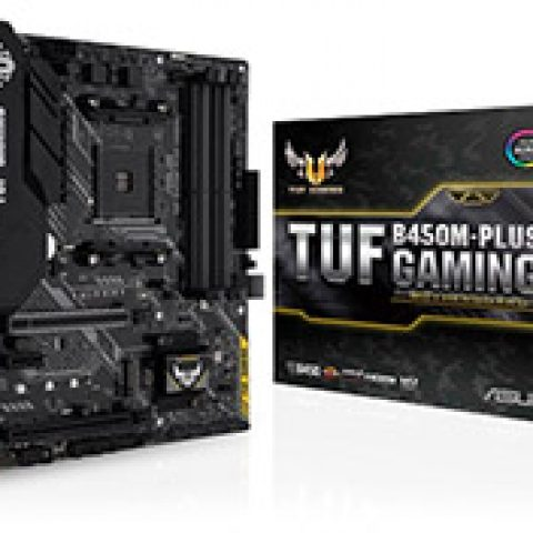 华硕 TUF B450M Plus Gaming 主板