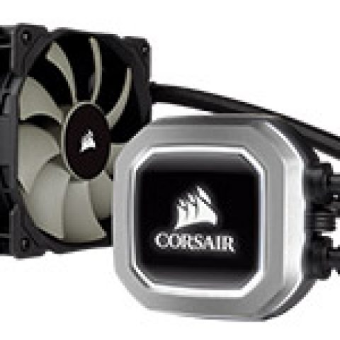 海盗船 Hydro Series H75 V2 120mm Liquid CPU Cooler 一体水冷散热器