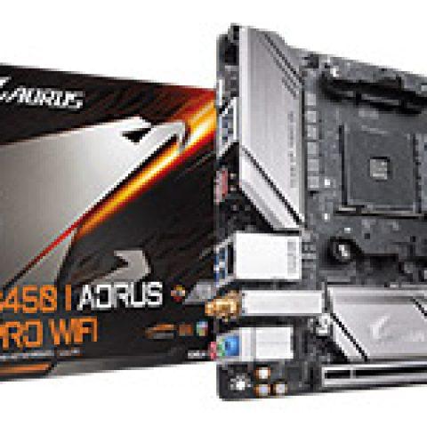 技嘉 B450 I Aorus Pro WiFi 主板