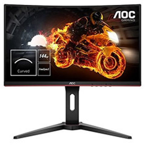 AOC C24G1 FHD 144Hz Freesync Curved 23.6in Monitor 显示器