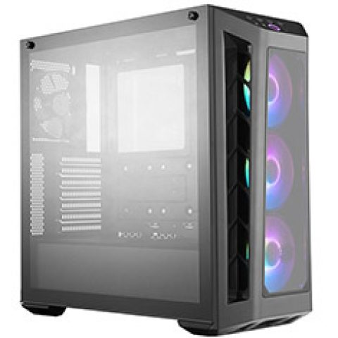 Cooler Master MasterBox MB530P TG Addressable RGB Case 机箱