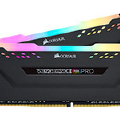 海盗船 复仇者 RGB Pro CMW32GX4M2C3200C16 32GB (2x16GB) DDR4 内存