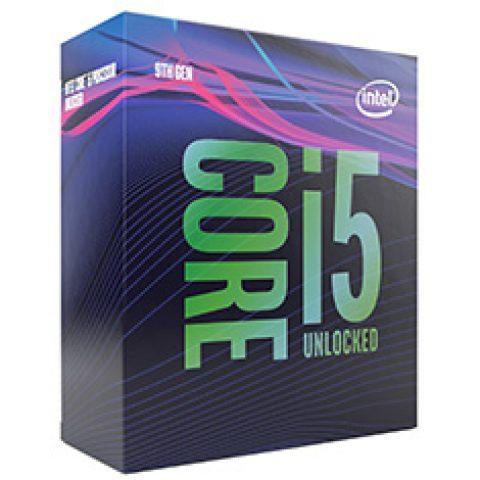 Intel 核心 i5 9600K 处理器 CPU