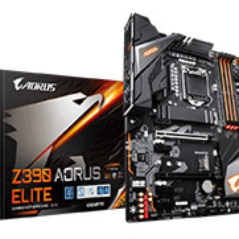 技嘉 Z390 Aorus Elite Gaming 主板