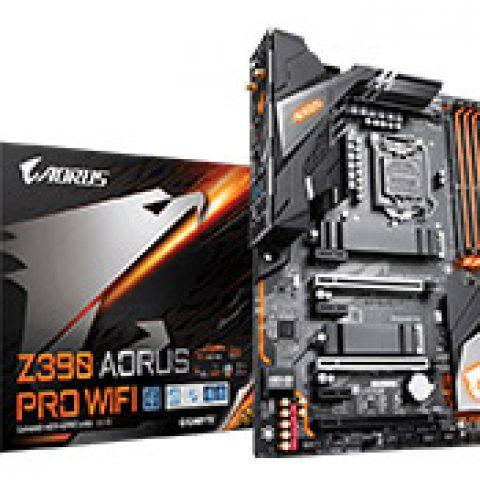 技嘉 Z390 Aorus Pro WiFi 主板