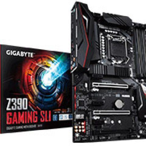 技嘉 Z390 Gaming SLI 主板