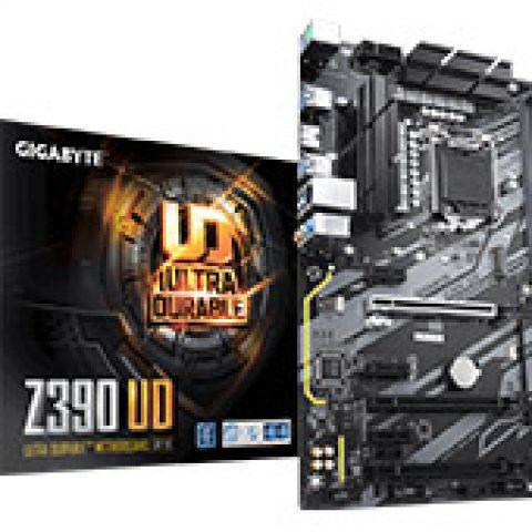 技嘉 Z390-UD 主板