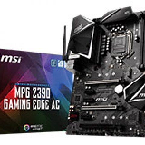 微星 MPG Z390 Gaming Edge AC 主板