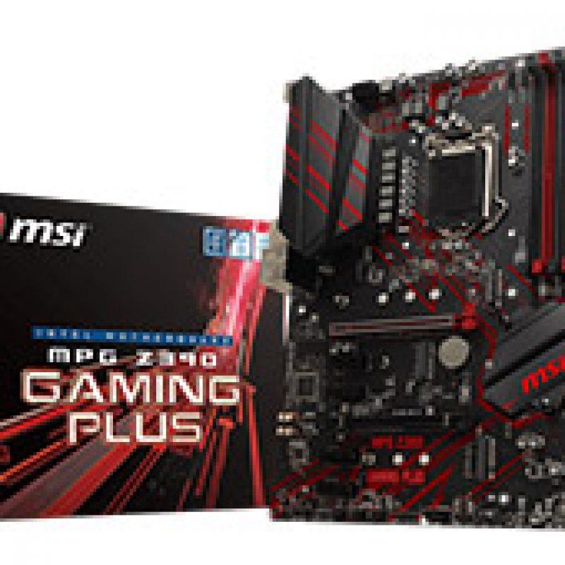 微星 MPG Z390 Gaming Plus 主板