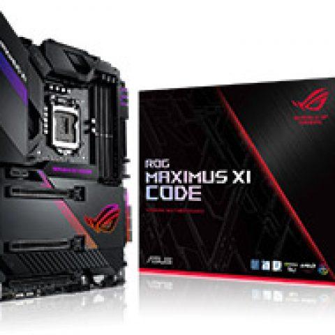 华硕 玩家国度 ROG Maximus XI Code 主板
