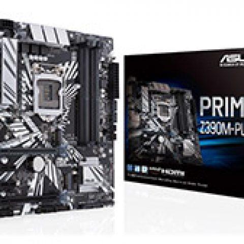 华硕 Prime Z390M Plus 主板