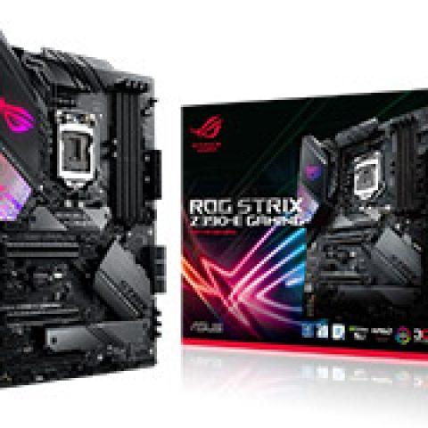 华硕 玩家国度 ROG Strix Z390-E Gaming 主板