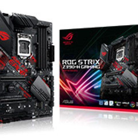 华硕 玩家国度 ROG Strix Z390-H Gaming 主板