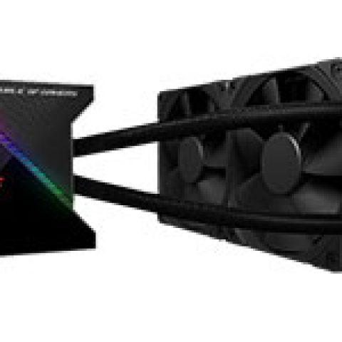 华硕 ASUS ROG Ryujin 240 龙神240水冷 OLED AIO CPU Cooler 一体水冷散热器
