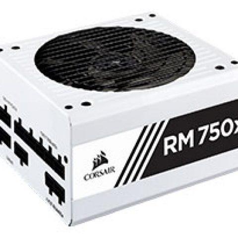 海盗船 RM750x Gold 750W Power Supply White 电源