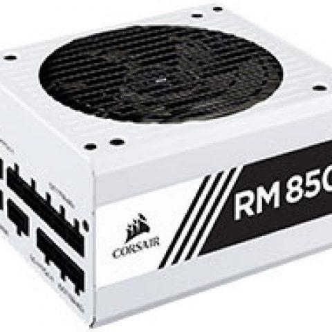 海盗船 RM850x Gold 850W Power Supply White 电源