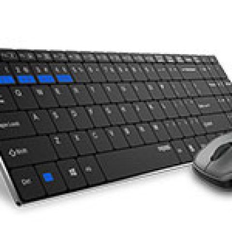 Rapoo 9060M Multi-mode 无线 键盘 & 鼠标