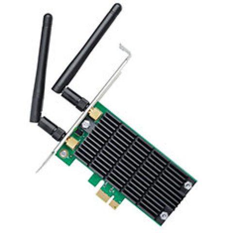 TP-Link Archer T4E 双频 无线 双频AC1200 PCI-E 网卡