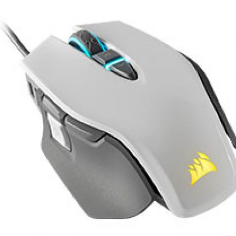 海盗船 M65 Pro Elite Gaming Mouse White 鼠标