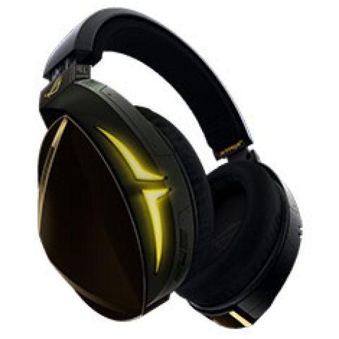 华硕 ROG Strix Fusion 700 Gaming Headset RGB耳机 虚拟7.1声道 蓝牙耳机 无线游戏耳机