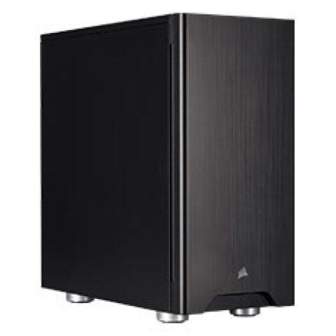 海盗船 Carbide Series 275Q Mid-Tower Quiet Gaming Case Black 机箱