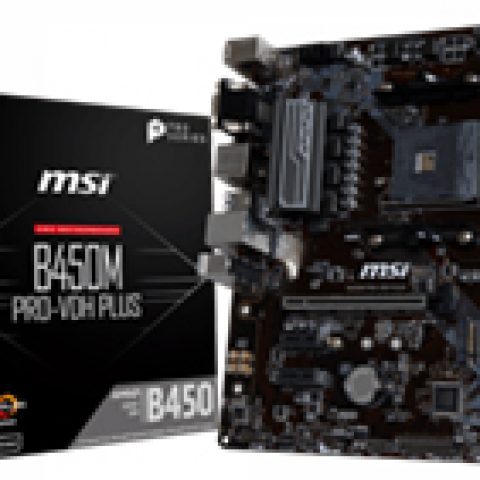 微星 B450M Pro-VDH MAX 主板